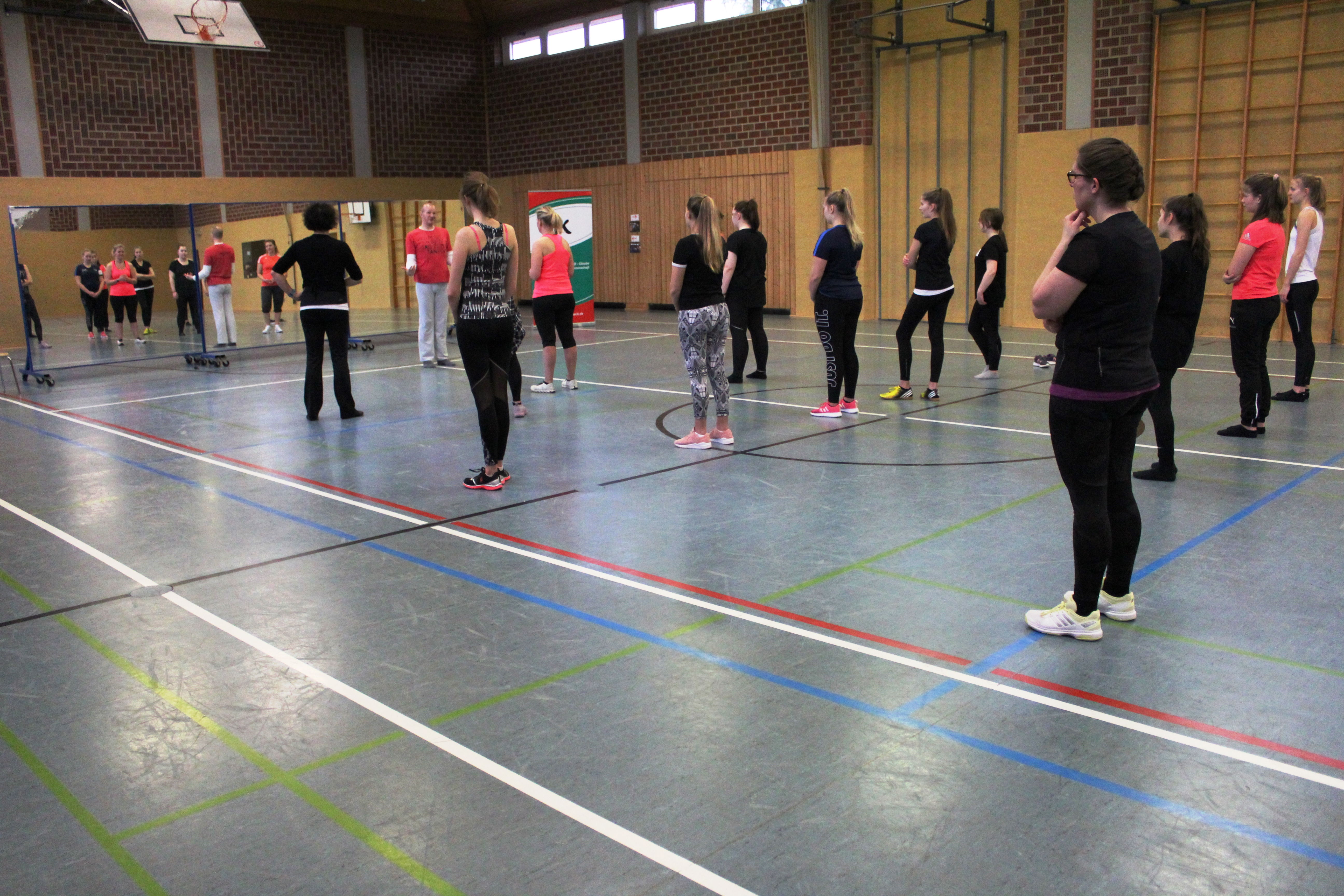Foto Tanzworkshop